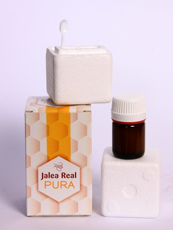 Imagen de Jalea Real Fresca envases de 20g
